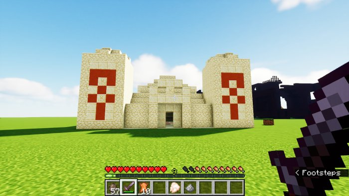 Killing Mobs Can Spawn Structures Data Pack