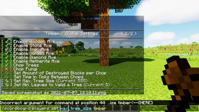 Timber 1.16.5
