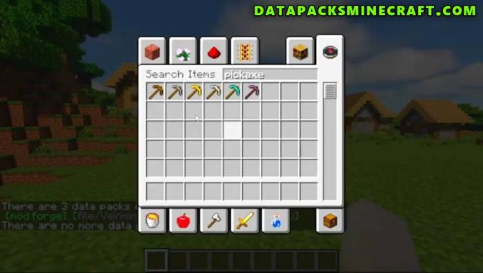 Veinminer Data Pack