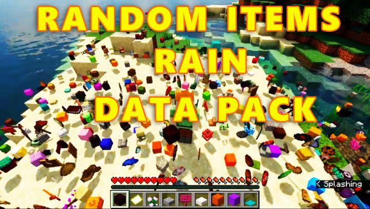 Random Items rain Data 1.17.1